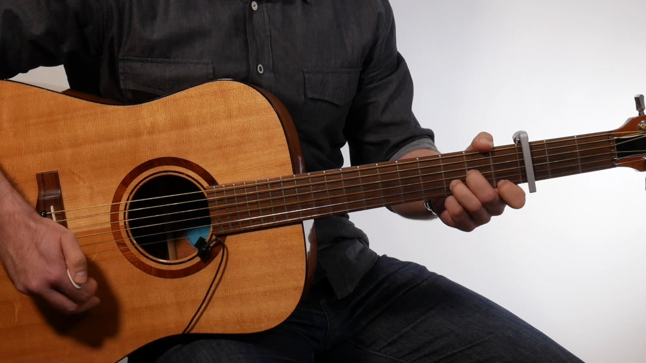 Valerie Amy Winehouse Easy Beginner Lesson 2 Minute Guitar