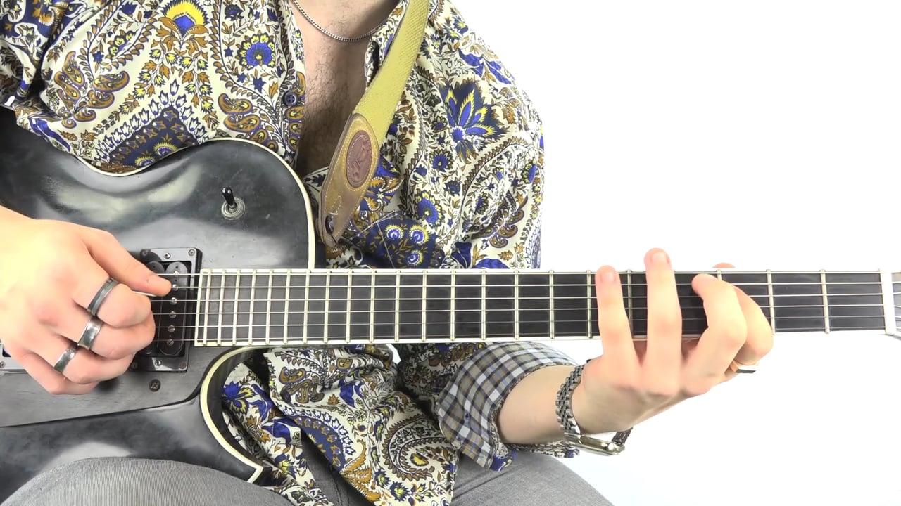 Armen Movsesyan Eb Blues Etude