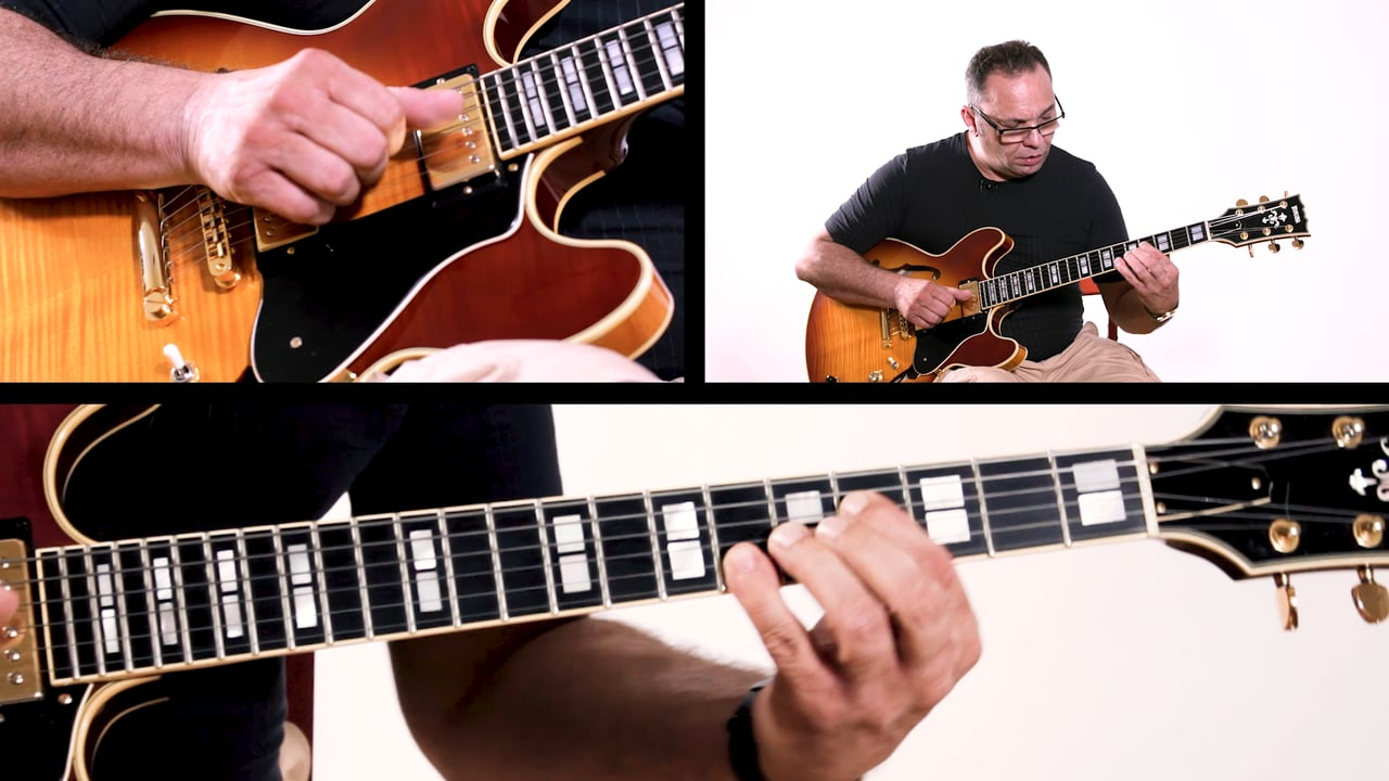 Jazz-Blues-in-Bb-Improvisation-Example-4