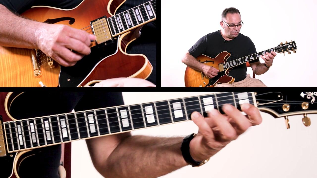 Jazz-Blues-in-Bb-Improvisation-Example-7