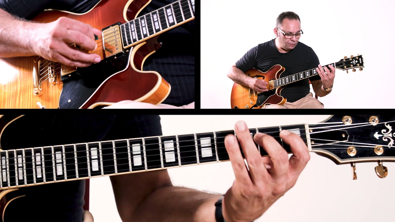 Rhythm Changes Whole Tune Slower Bireli Rhythm Changes Whole Tune Improvisation Example 2