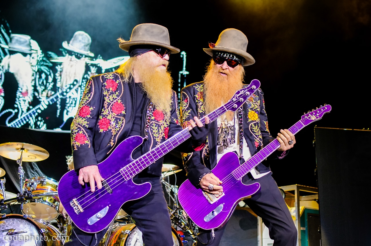 ZZ top 12 bar blues