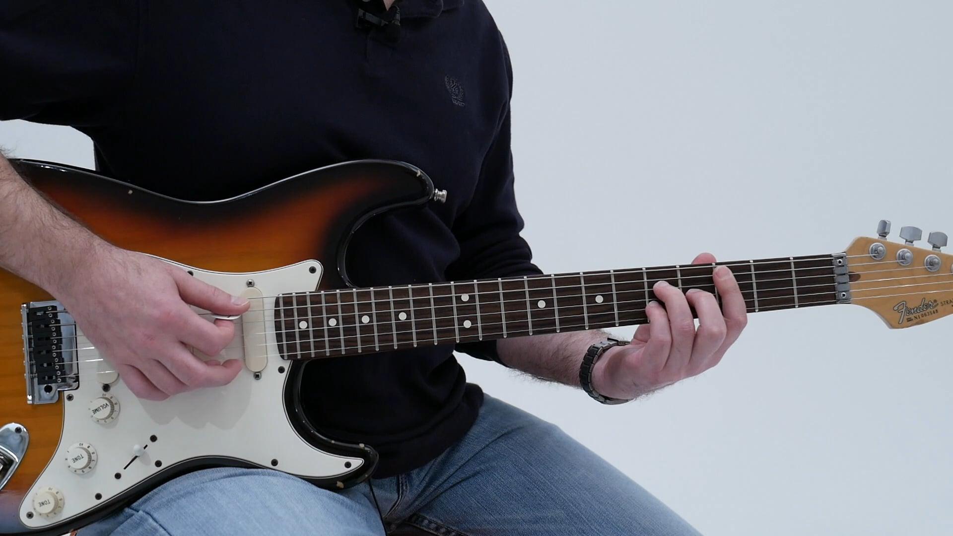 C Major 7 chord