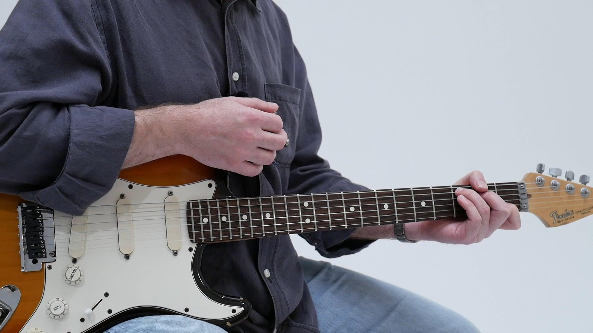 Common Chord Progression 6 I V Iv I Chord Progression Easy Guitar