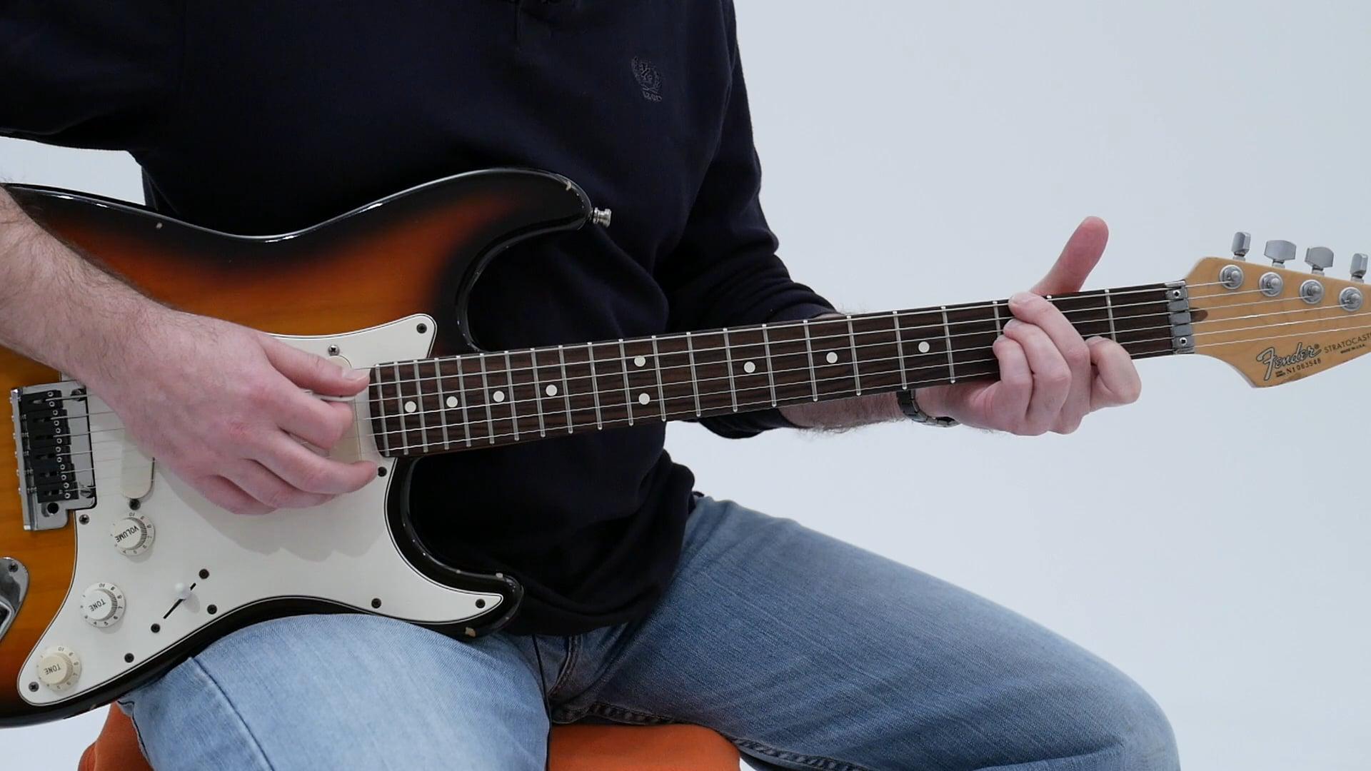 Gm7b5 chord